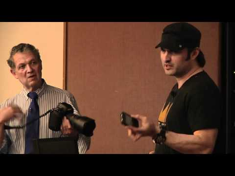 """FULL SPEECH - Filmmaker Robert Rodriguez talks about """"El Rey,"""" his upcoming new cable channel"""