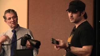 "FULL SPEECH - Filmmaker Robert Rodriguez talks about ""El Rey,"" his upcoming new cable channel"