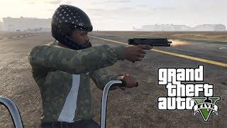 GTA V Assassino de Aluguel - Quase me dei mal #114