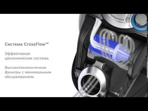 Лёгкая уборка, мощный результат | Пылесос Samsung Anti-Tangle .
