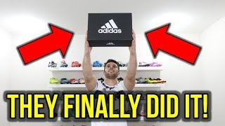THEY FINALLY MADE A DECENT MESSI BOOT!