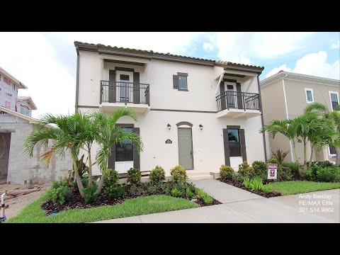 Viera New Homes | Model Home Tour | Almeria II model | Reeling Park | Addison Village