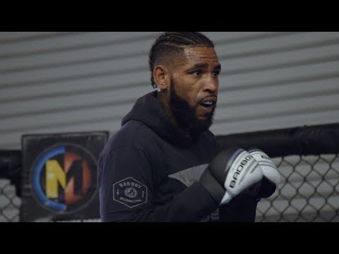 Bellator 195: IN CAMP - Darrion Caldwell