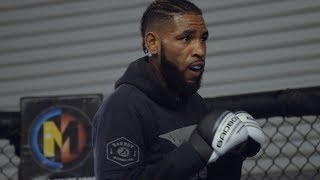 Bellator 195: IN CAMP | Darrion Caldwell