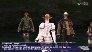 «FFXI-Movie» #0301 - Knocking on Forbidden Doors