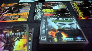 Campeonato Ps2 online Killzone 1 e etc