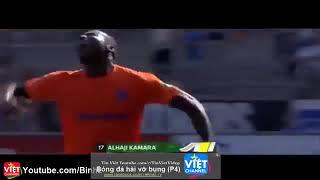Kungfu bóng đá - những pha thẻ đỏ hài hước