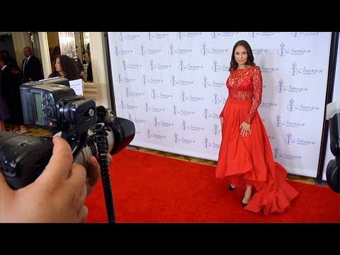 Christiana Leucas 32nd Annual n Awards Red Carpet