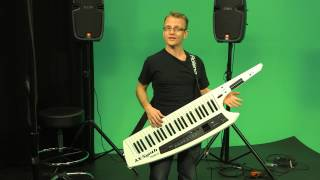 Benny Reviews the Roland Ax-Synth Keytar