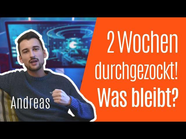 2 Wochen durchgezockt: Was bleibt? | Andreas Hepp | Hallelujah TV Österreich