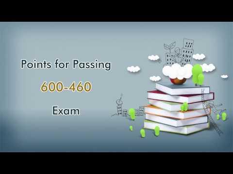 How to Pass Cisco 600-460 Exam? Passtcert Cisco CCE 600-460 Exam Practice Test