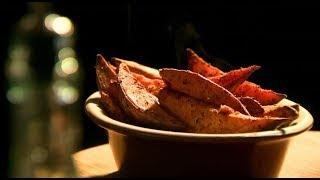 〈拉姆齊上菜〉香料地瓜薯條 Spiced Sweet Potato Wedges Gordon Ramsay