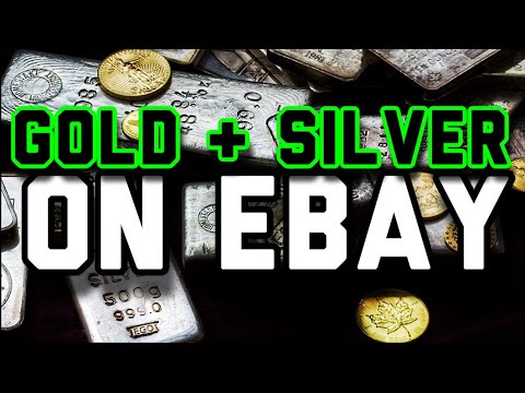GOLD AND SILVER ON EBAY BEGINNERS GUIDE