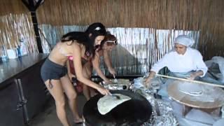 Как испечь маисовые лепешки