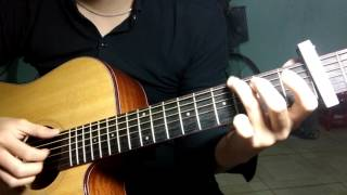 [GUITAR SOLO] - Yêu 5 (cover by Amin K)
