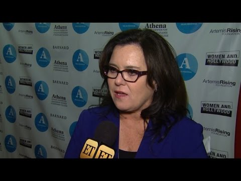 EXCLUSIVE: Rosie O'Donnell on Why She Quit 'The View': 'Something Had to Give'