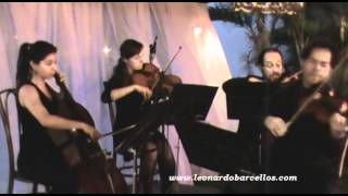 All  of my love  (Led Zeppelin -String Quartet) Quarteto de cordas para casamentos e eventos