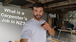 Being a Carpenter in New Zealand