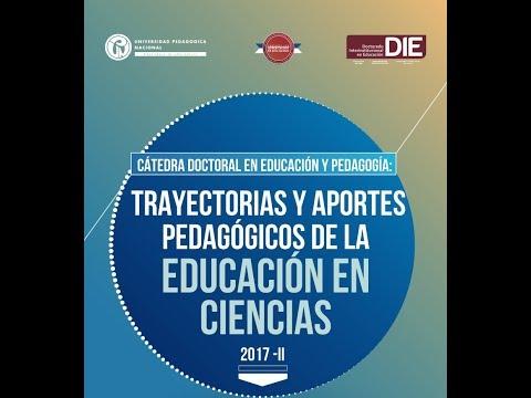 Cátedra Doctoral: La perspectiva compleja en el Conocimiento Didáctico del Contenido (CDC)