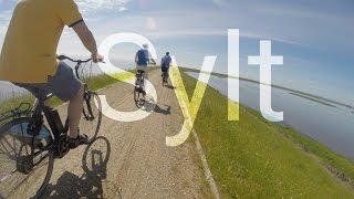 Sylt by bike - Timelapse HD