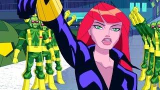 Мстители: Величайшие герои Земли | Все серии подряд сборник мультфильма Marvel. Сезон 1 серии 21-23