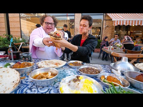Shocking First Impressions of IRAN 🇮🇷 - Iranian Food + Attra