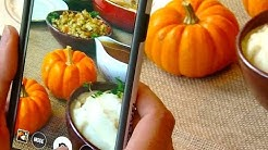 4 Awesome Food Photography Tips for Thanksgiving
