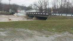 Gasoline Spills into the waters in Spring City (TN) during Flood - February 23, 2019
