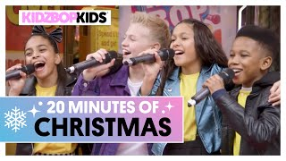 KIDZ BOP Kids - 20 Minutes of Your Favourite KIDZ BOP Christmas Hits! (KIDZ BOP Christmas)