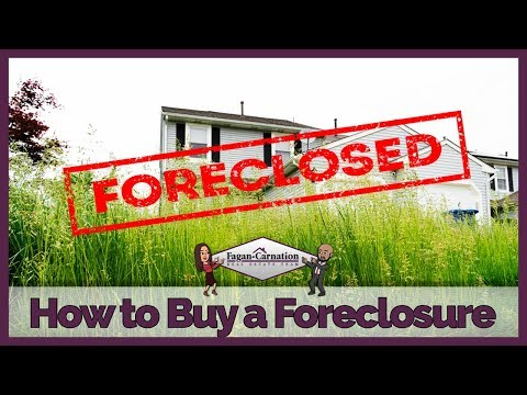 How to Buy a Foreclosure or REO Bank Owned House