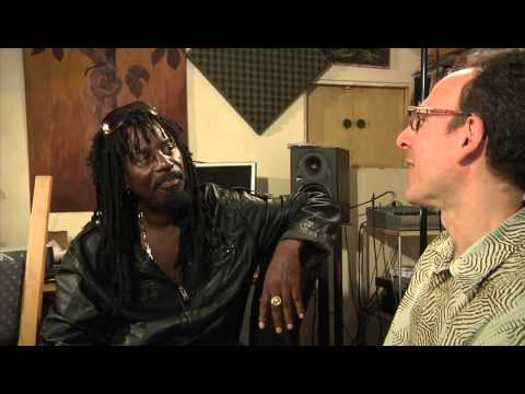 Reggae Legend Cornell Campell & Soothsayers Collaborate In The Studio