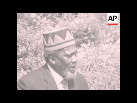 Jomo Kenyatta Interview - 1963