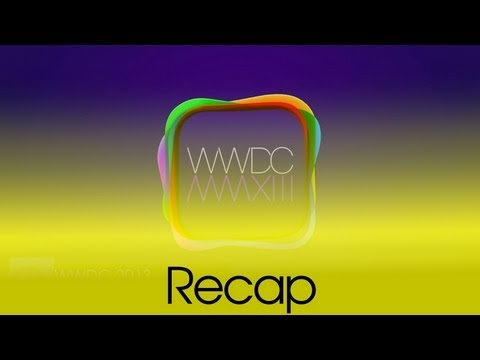 In a hurry? We've distilled Apple's WWDC 2013 keynote into 2 minutes of pure information [video]