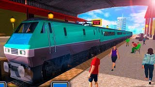 Train Driving Simulator Train Games 2018 (by Play Interactive) Android Gameplay Trailer