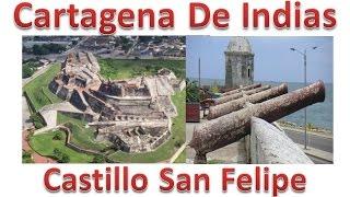 Castillo Cartagena De Indias