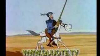 DON QUIJOTE DE LA MANCHA (1979) - QUIXOTE