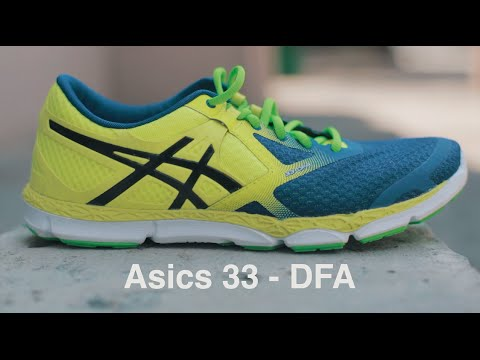 timeless design 84220 fba5e Обзор кроссовок Asics 33 DFA