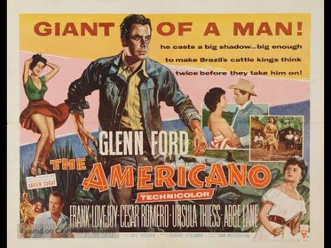 Download The Americano (1955) - Glenn Ford