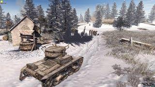 В тылу врага 2: Начало Советско-Финской войны 30 ноября 1939г