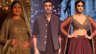 Bollywood Celebs Walk The Ramp At Lakme Fashion Week | Bollywood News