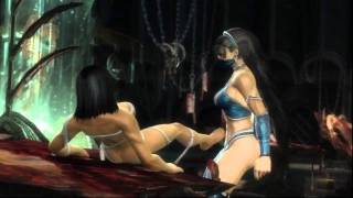 Прохождение Mortal Kombat (перевод BOPOH & Tauriel) Ч. 9 — Kitana