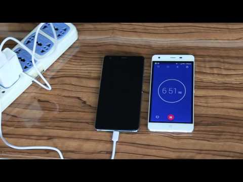 6050mAh Ulefone Power 2-hour Quick Charge Test (Normal Speed)