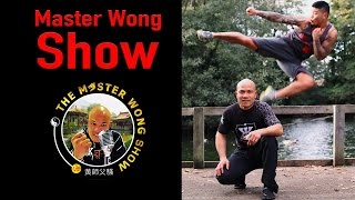 introducing fitness athlete samuel ericson the master wong show