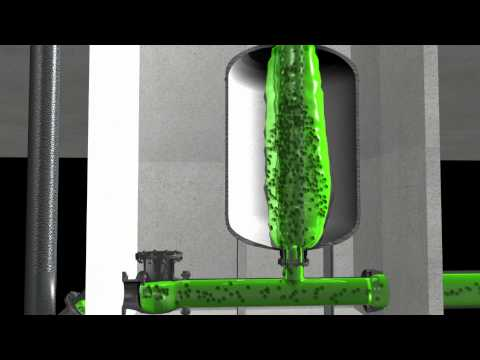 Bladder Surge Tank for Sewage & Wastewater