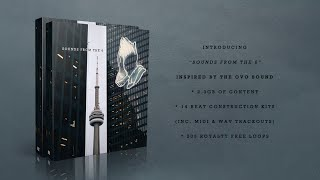 """""""Sounds From The 6"""" Producer Bundle (In the style of Drake / Future Sample Pack & Drum Kit)"""