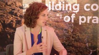 Sarah Lake at GLF: Climate and supply chains