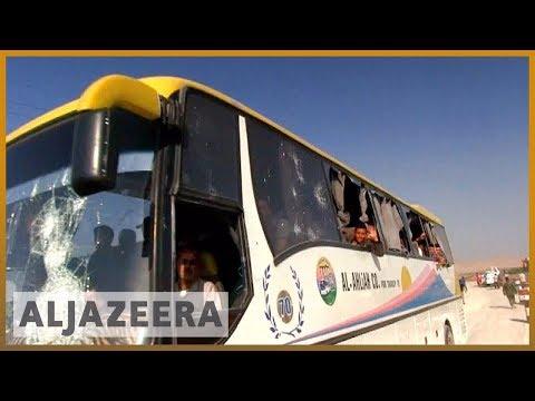 🇸🇾 Syria's war: Evacuation of rebels from Quneitra begins | Al Jazeera English