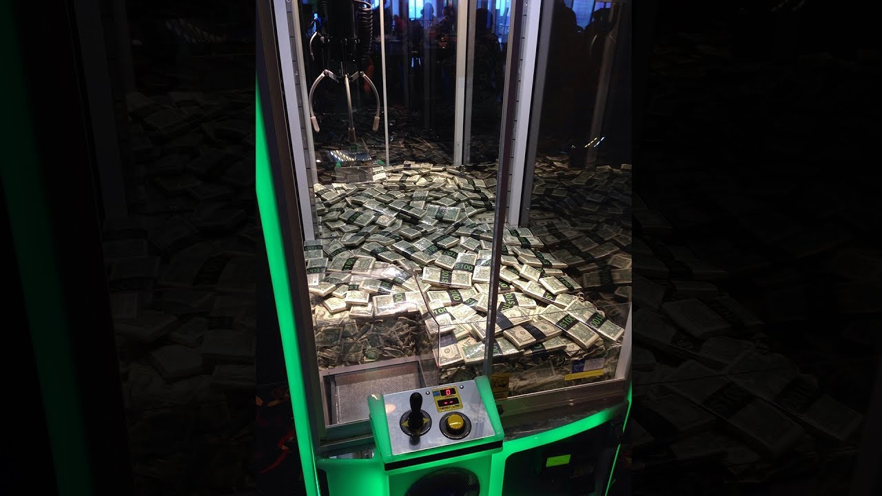 this arcade claw machine hack should be illegal