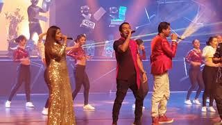 BnS , Sanuka, Dinesh K, Umariya on Stage - සරාගී ඇසිල්ලේ, ගස්සන දඟමල්ල (Tamil version-Wassama/ ADK)