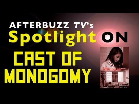 Monogamy Cast Interview   AfterBuzz TV's Spotlight On